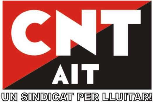 CNT un sindicat per lluitar!