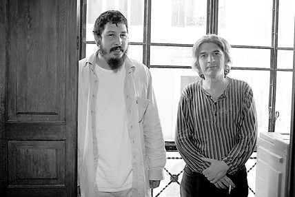 Canek Sánchez Guevara i Jorge Masetti