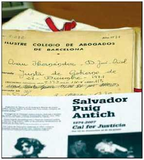 "Papers del ""cas Puig Antich"""