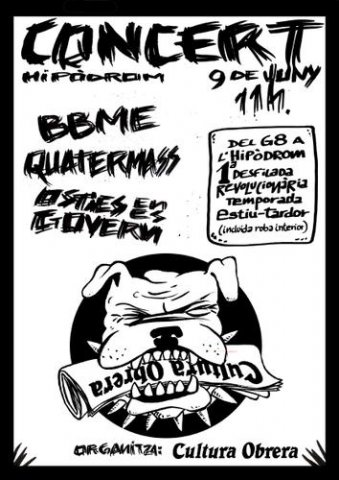 """Concert """"Cultura Obrera"""""""