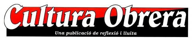 """""""Cultura Obrera"""""""
