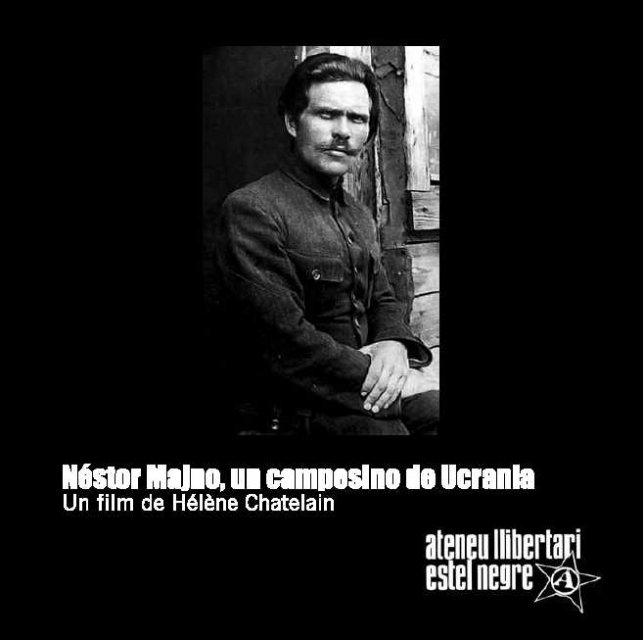 Caràtula DVD Makhno
