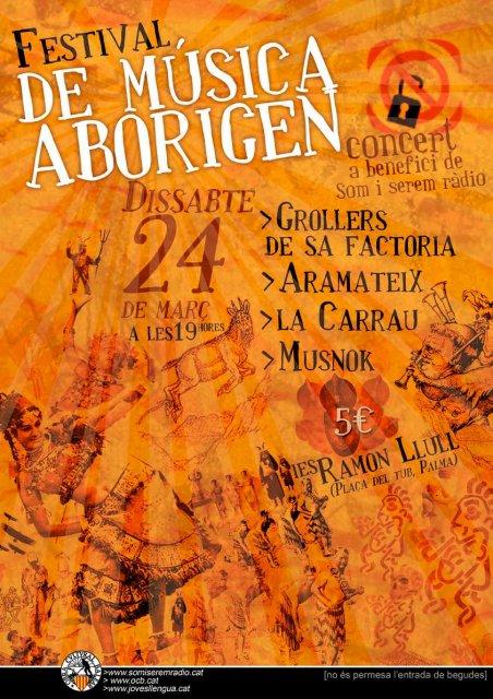 1r Festival de música aborigen (24-03-07)