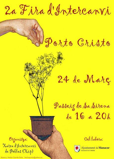 Segona Fira de l'Intercanvi a Porto Cristo (24-03-07)