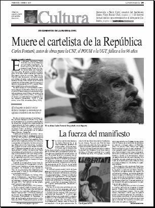 """""""La Vanguardia"""" (05-01-07)"""