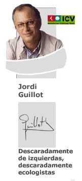Jordi Guillot, descaradament pocavergonya...