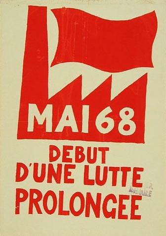 Cartell de Maig del 68
