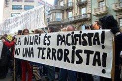 Solidaritat amb Núria