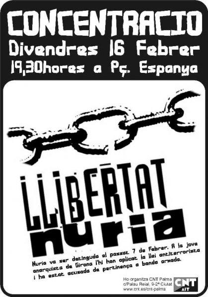 Solidaritat Núria