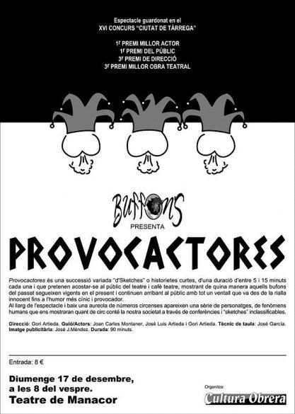 Provocactores