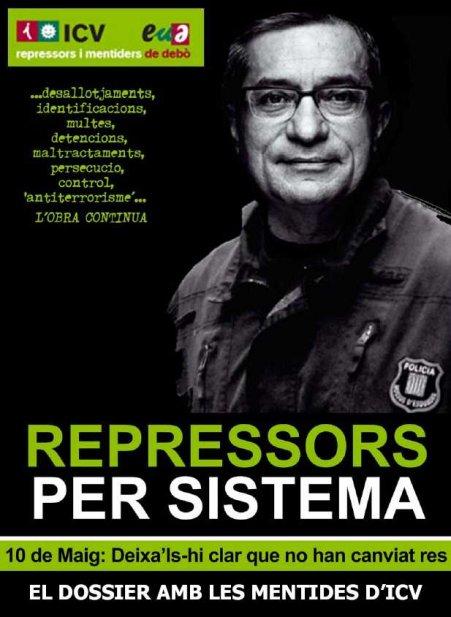 Repressors per sistema