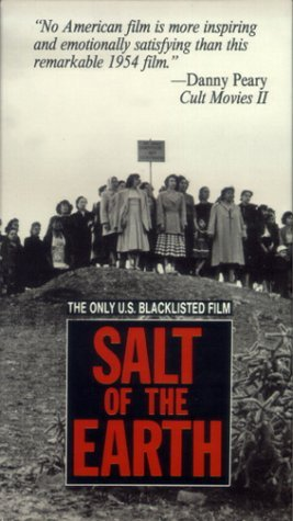 """Salt of the earth"" (1954)"