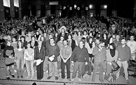 L'auditori de La Salle (14-02-07). Foto: Sebastià Llompart