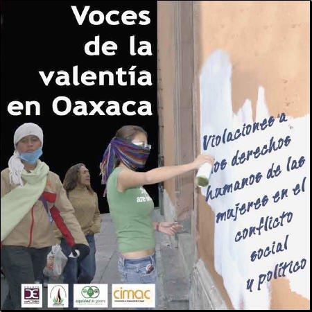 Voces de la valentía en Oaxaca